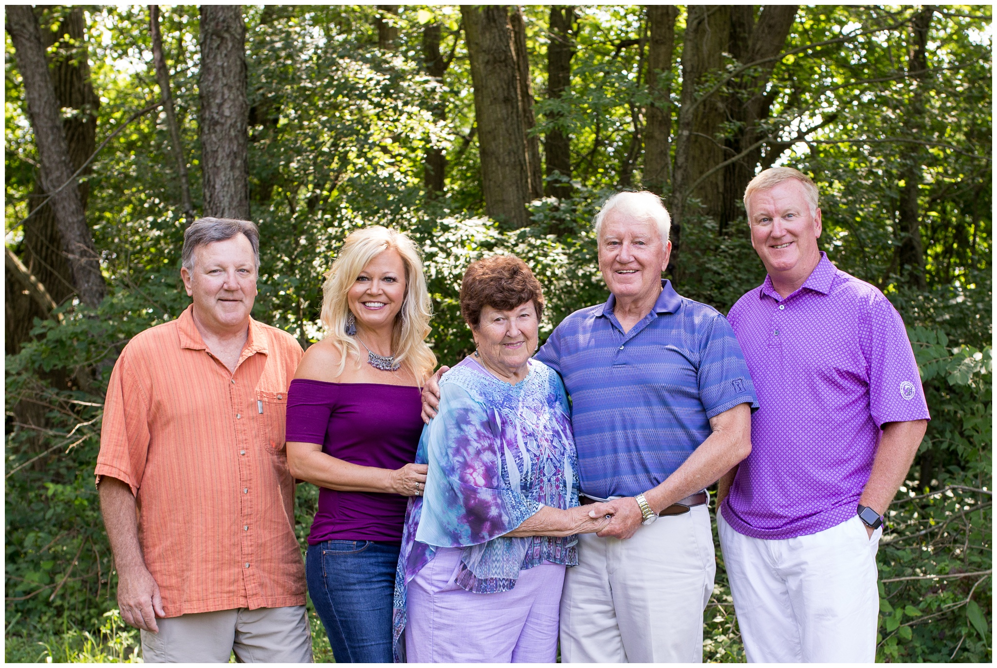 family photographer in Marion Indiana