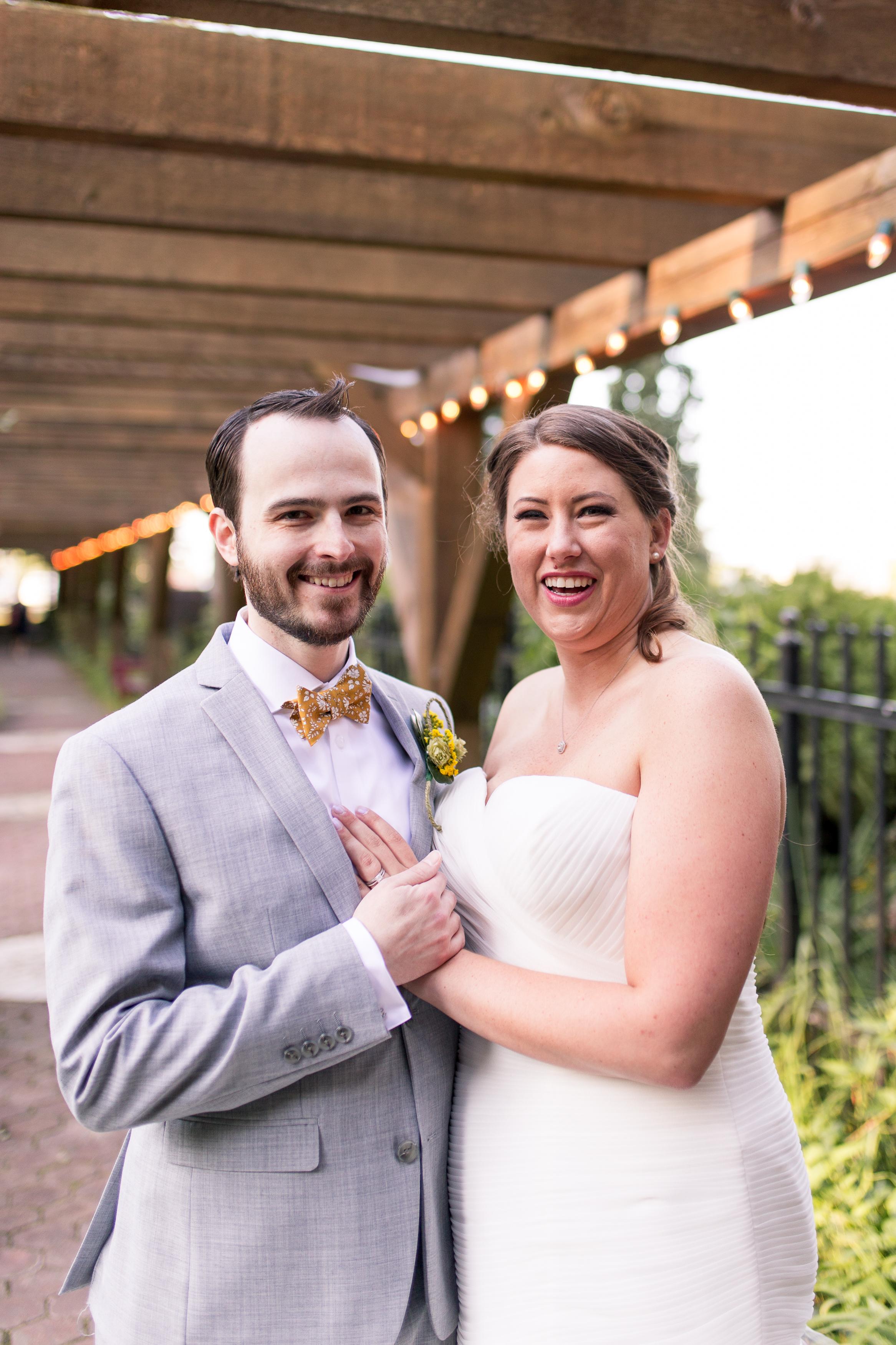 Minnetrista bridal portraits in Muncie Indiana