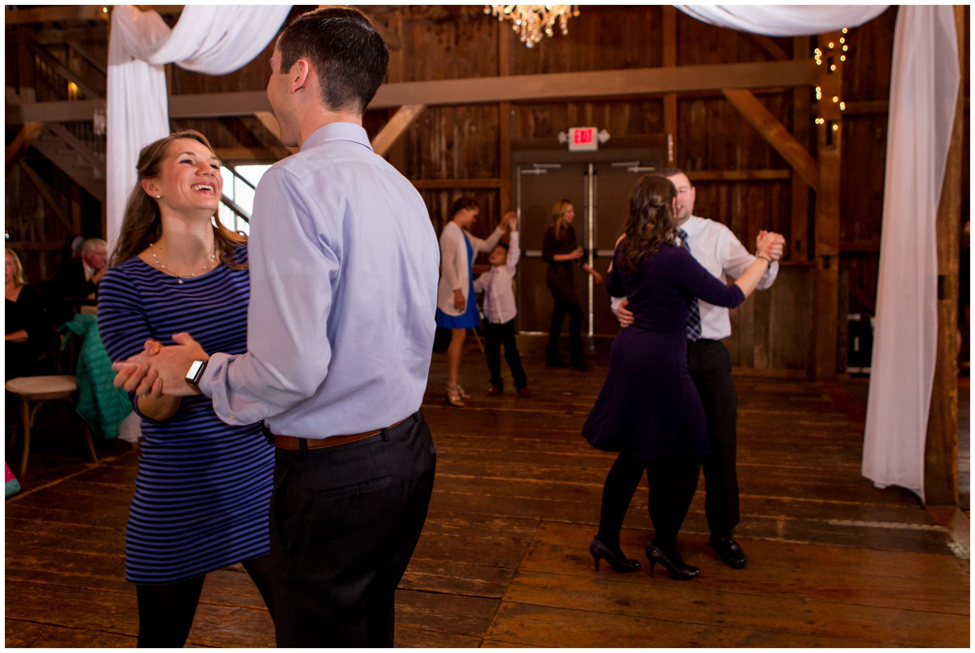 Mustard Seed Gardens wedding reception dancing