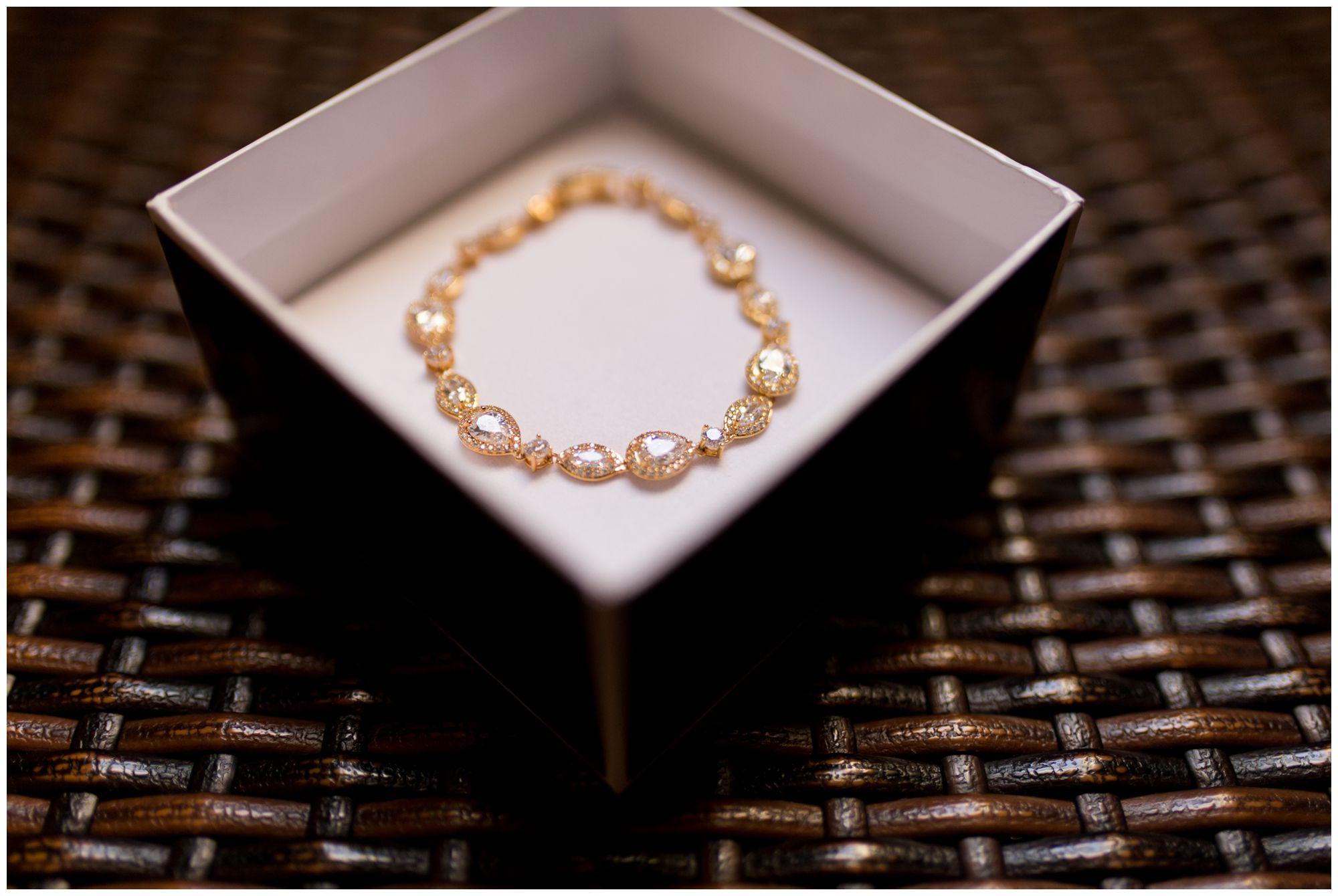 bride bracelet from Ellen's Bridal in Wabash Indiana