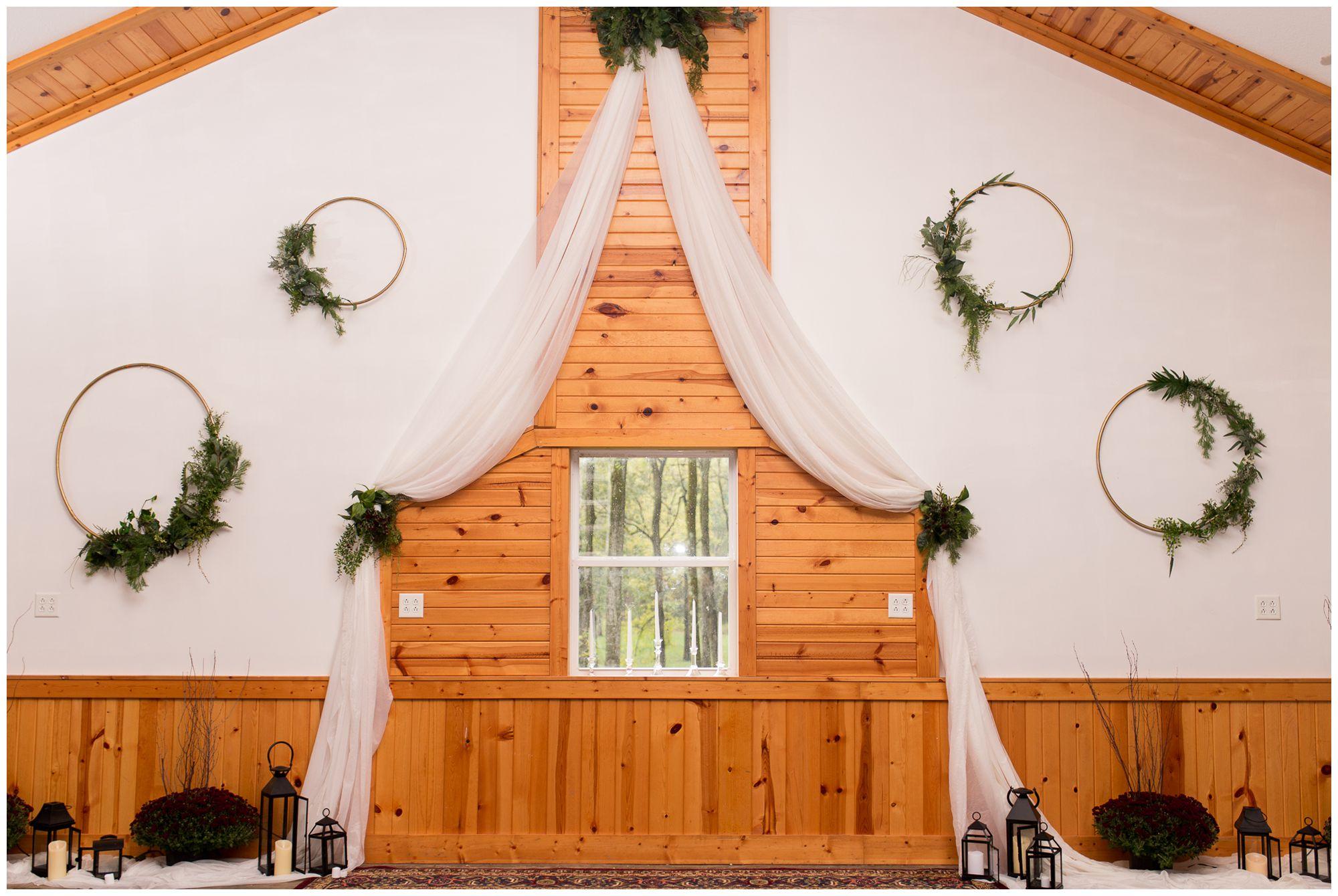 Western Howard Conservation Club wedding venue in Peru Indiana