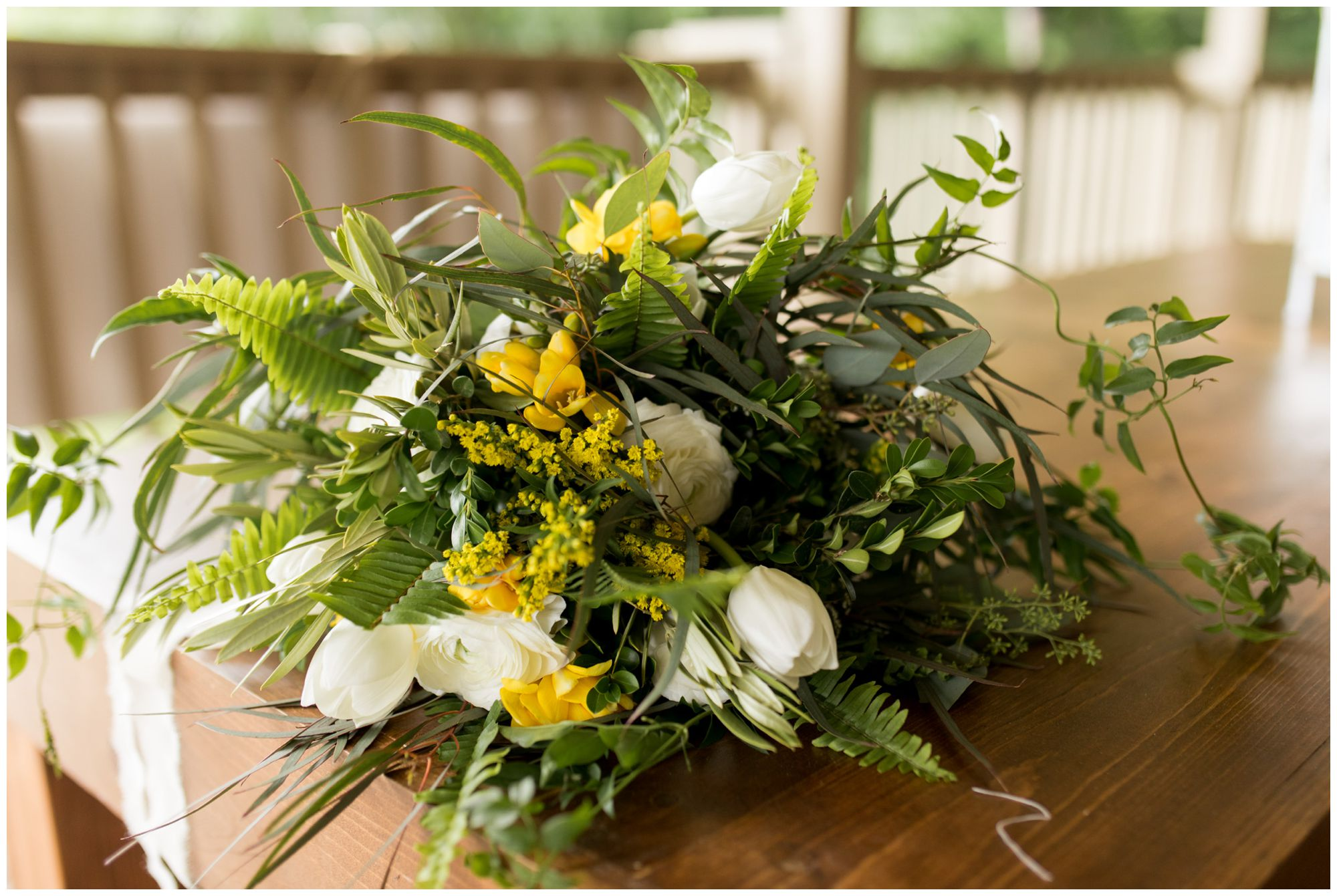 Indianapolis wedding bridal bouquet from Jen's Stems