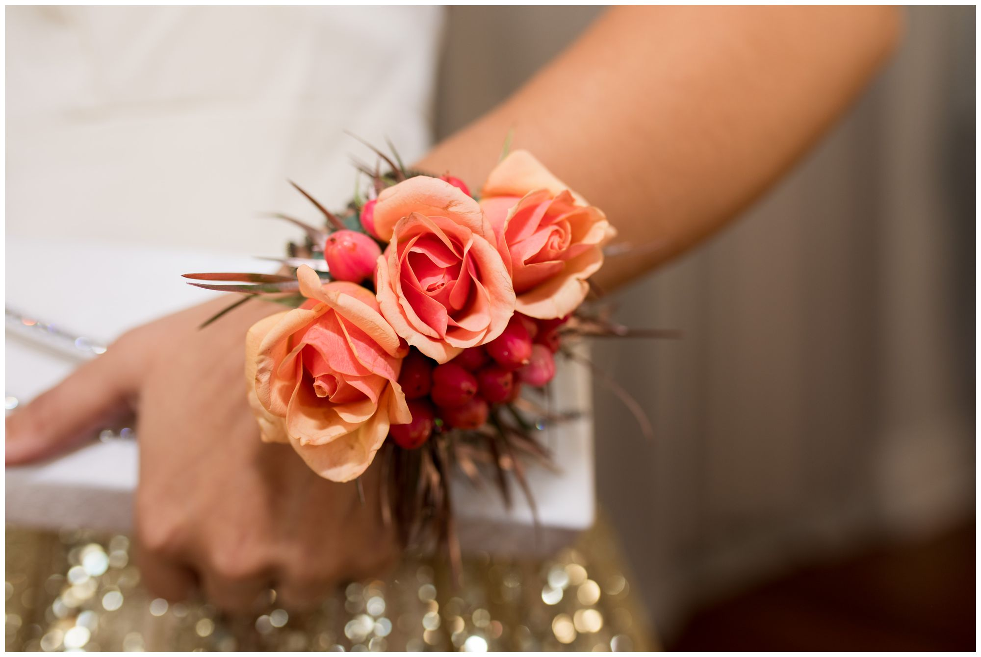 corsage by Banner Flower House in Kokomo Indiana