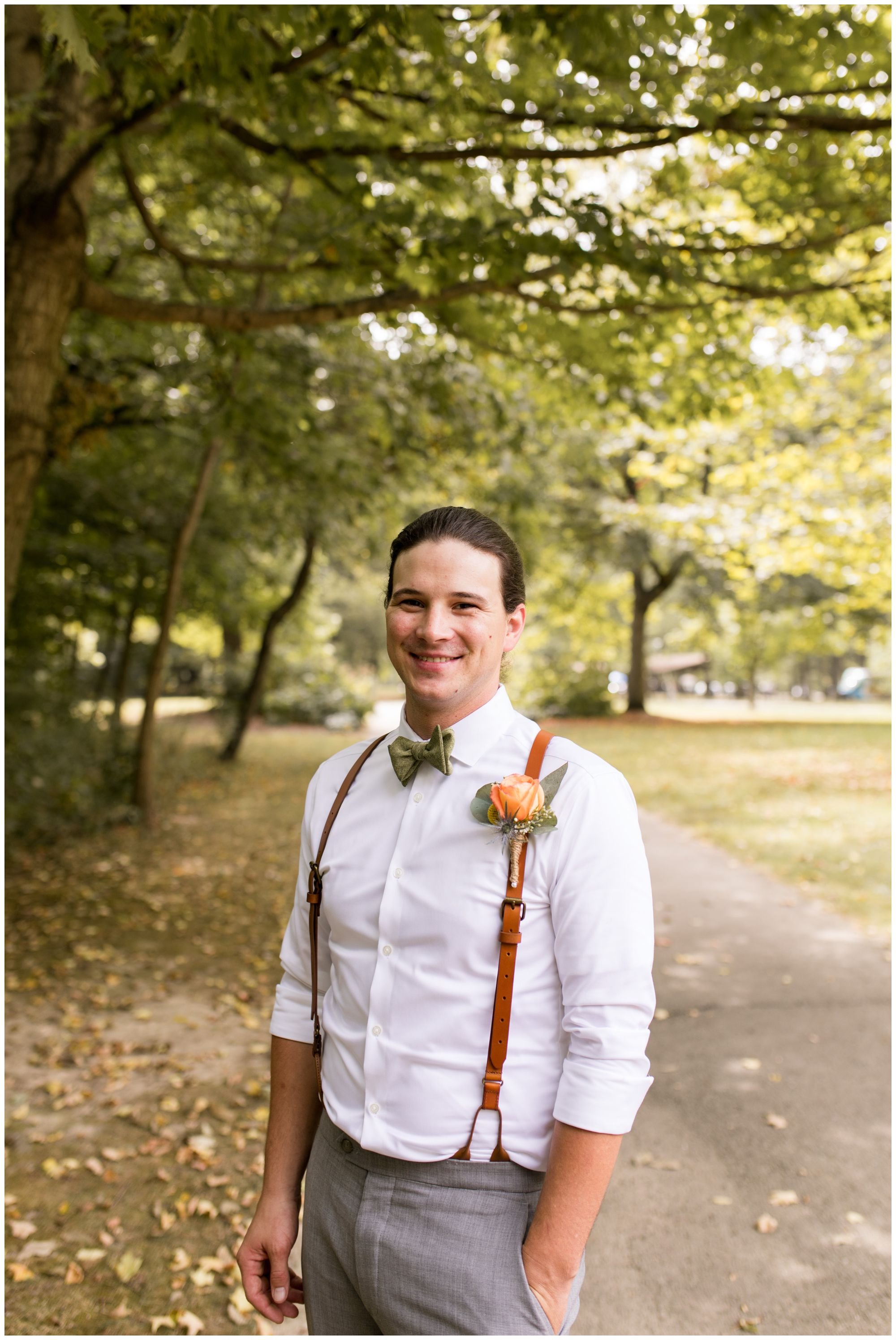 groom portraits in Noblesville Indiana