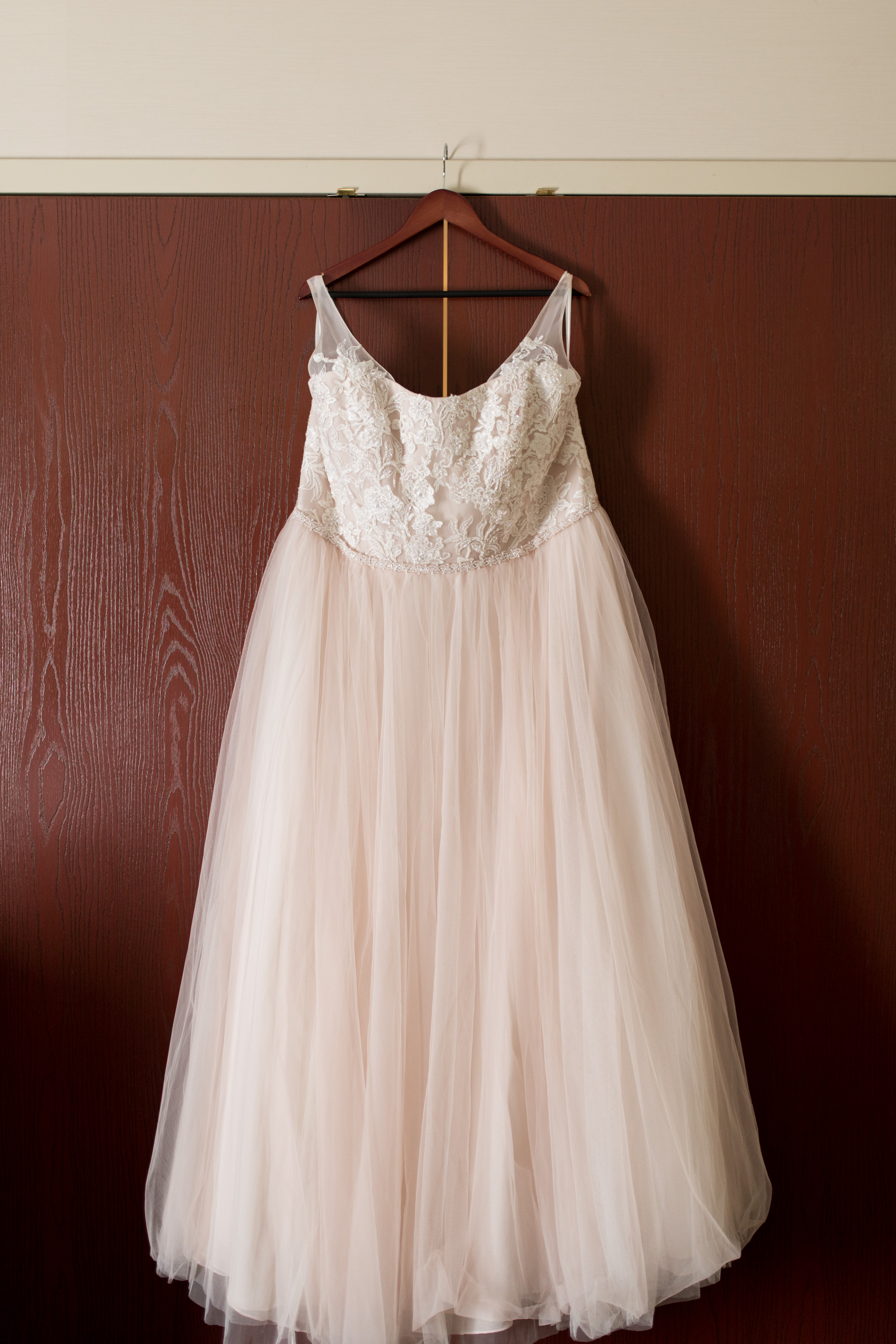 bride's dress in Kokomo Indiana