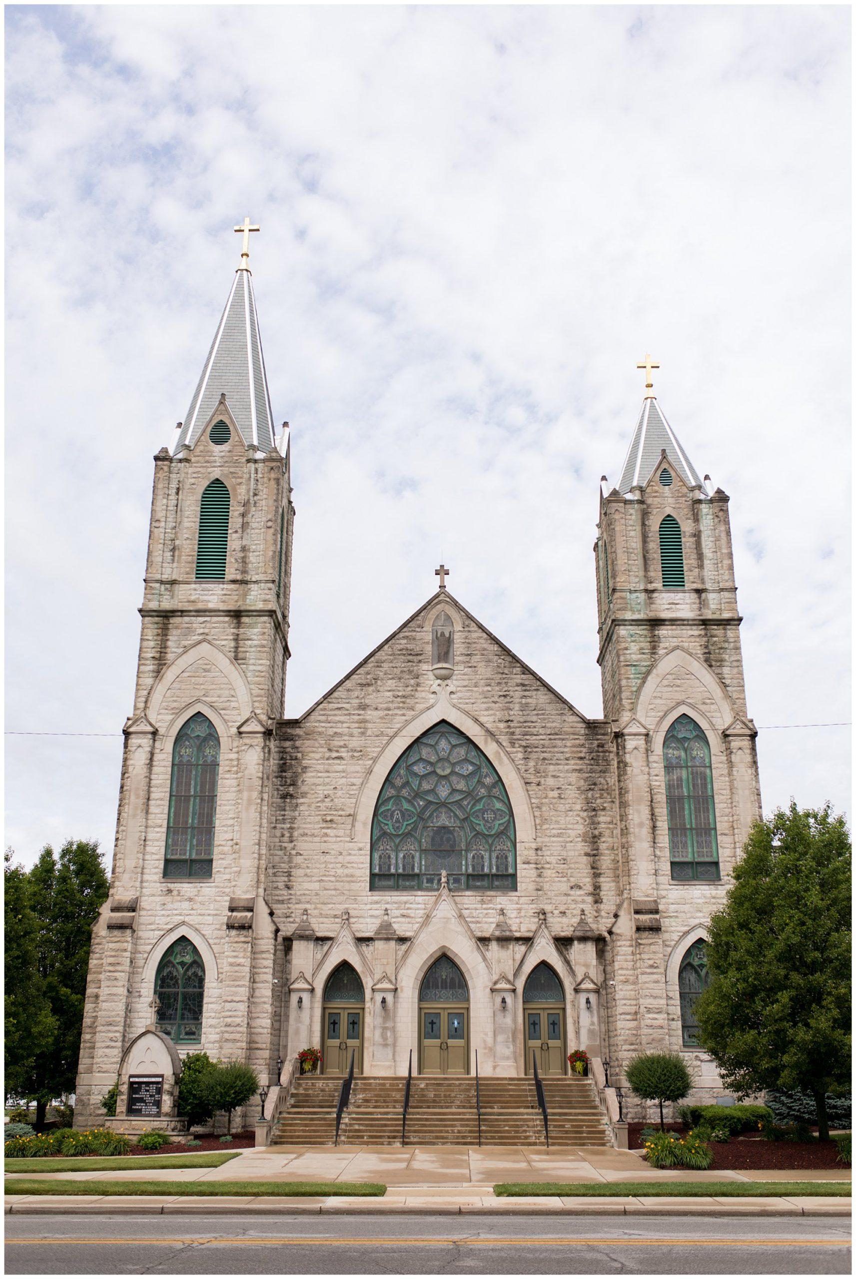 St. Patrick Church Kokomo Indiana