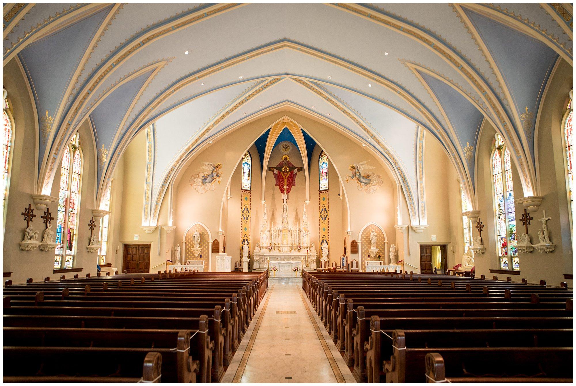 St. Patrick Catholic Church Kokomo Indiana