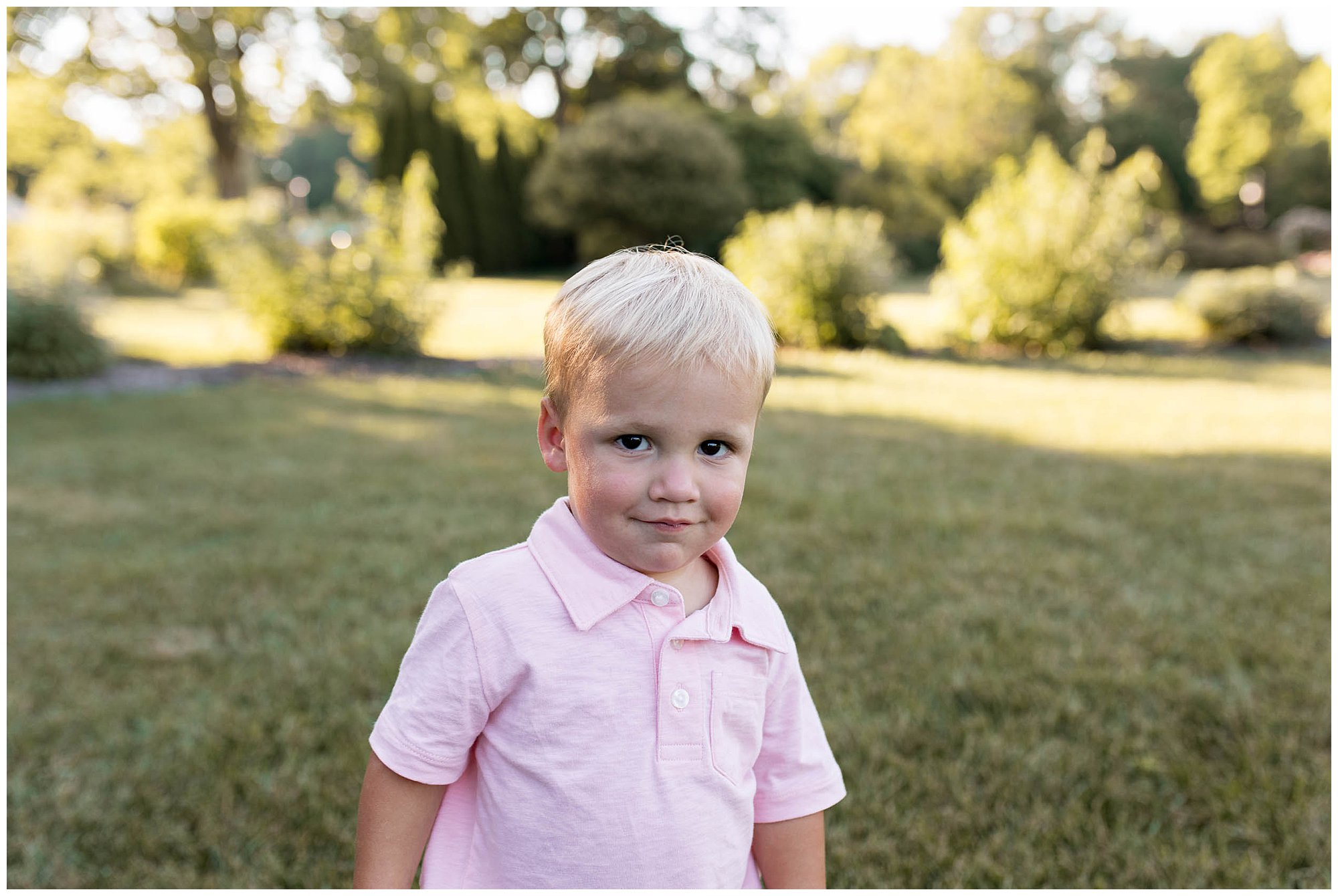 extended family session in Marion Indiana