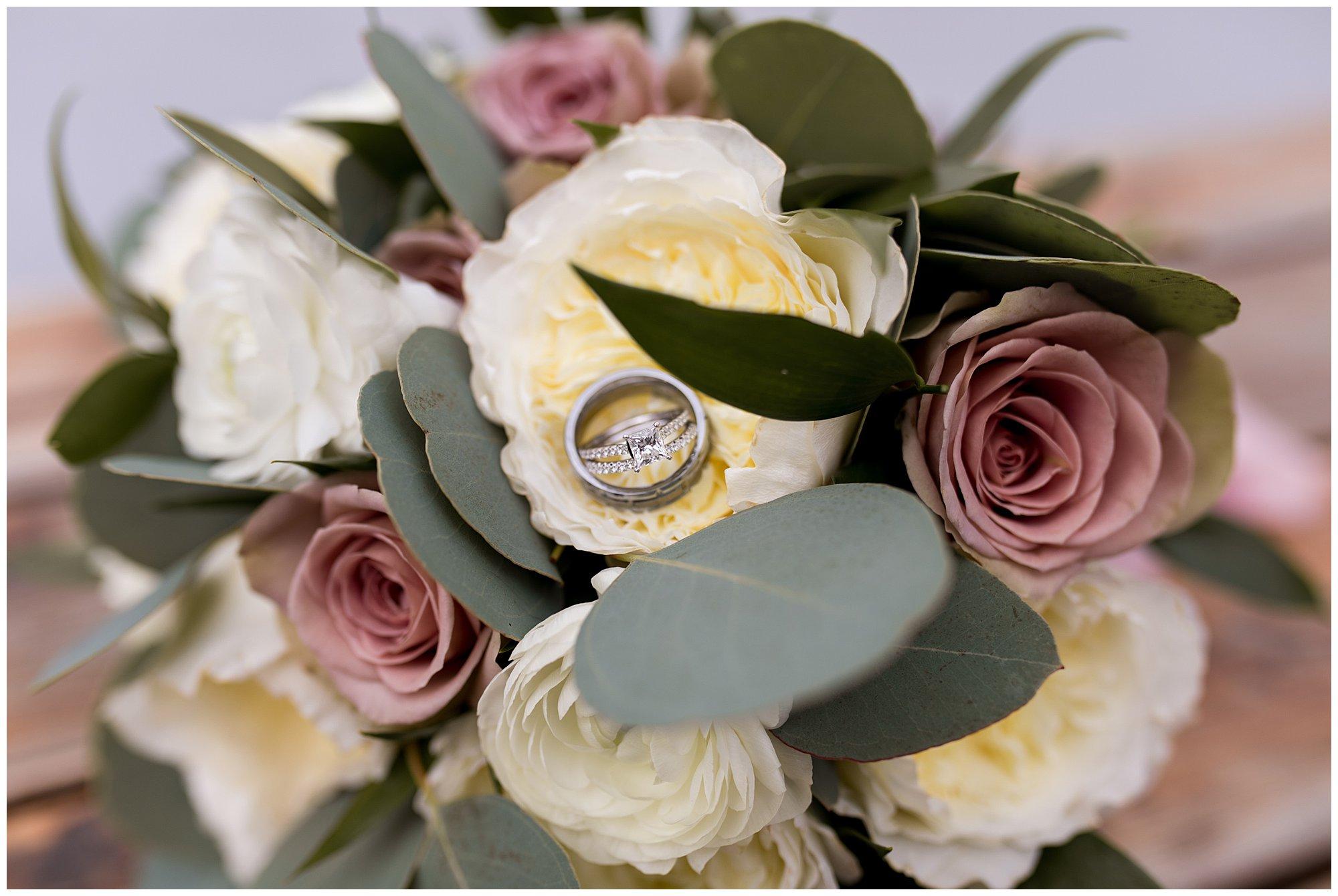 bridal details at Fort Wayne wedding at Union 12 wedding venue