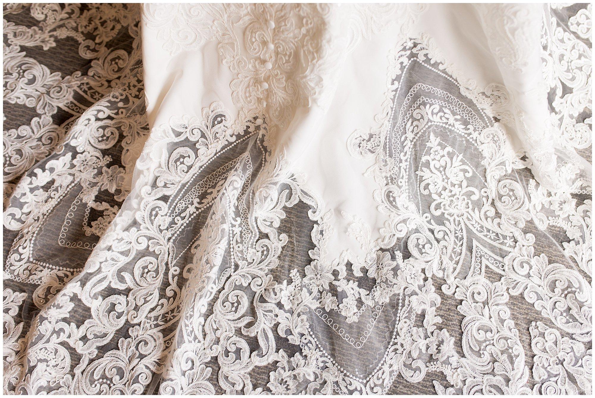 Ellen's Bridal dress