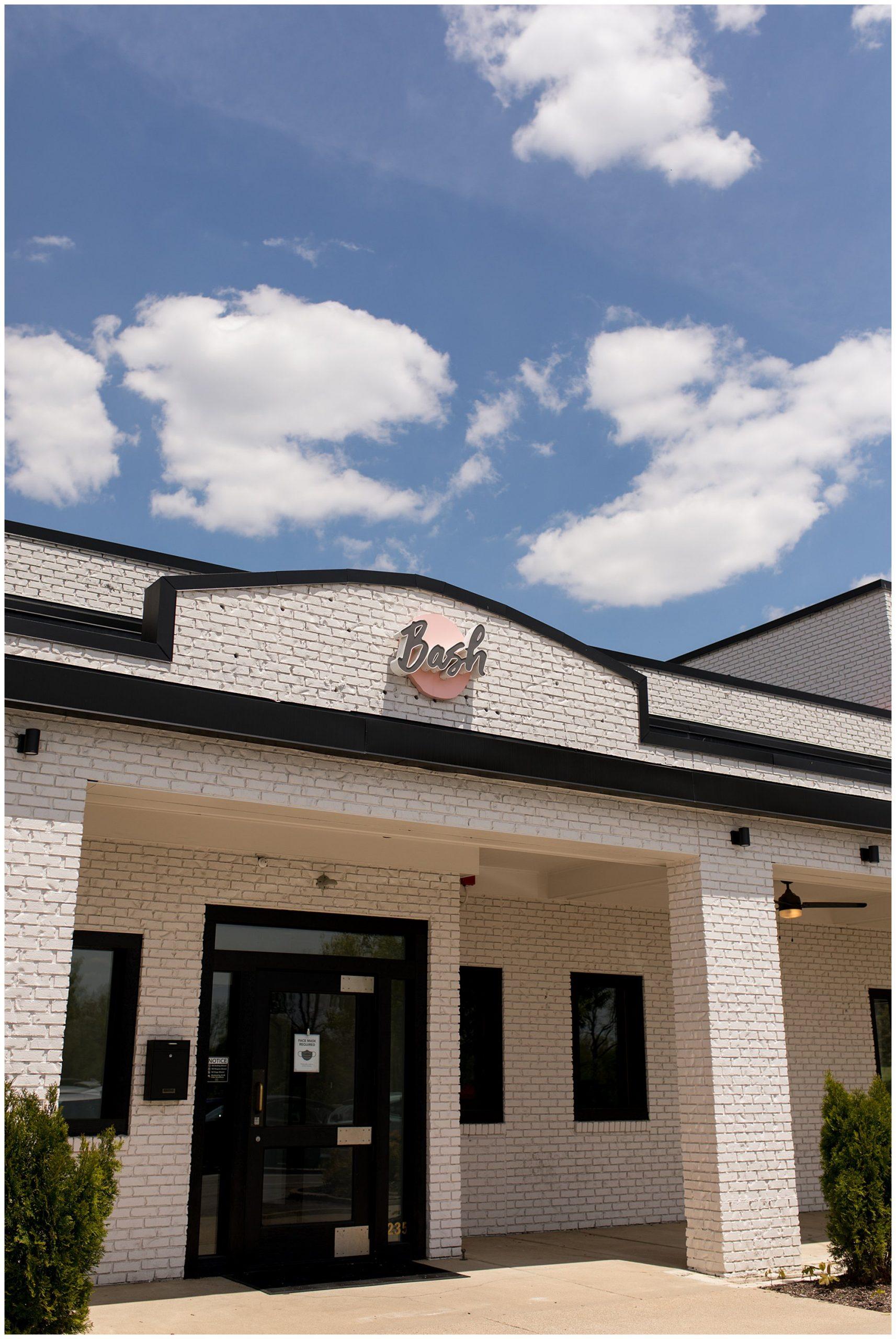 BASH wedding venue in Carmel Indiana